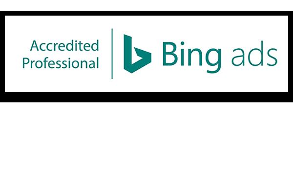 Dieses Bild zeigt die Bing zertifizierung.