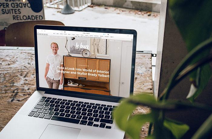 Erfolgreiche Webseite