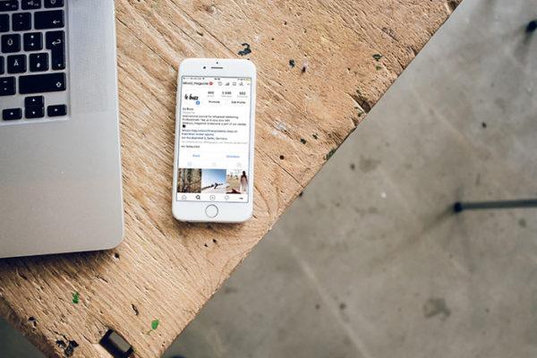 Werbeanzeigen auf Instagram